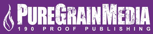 PureGrainMedia - 190 Proof Publishing